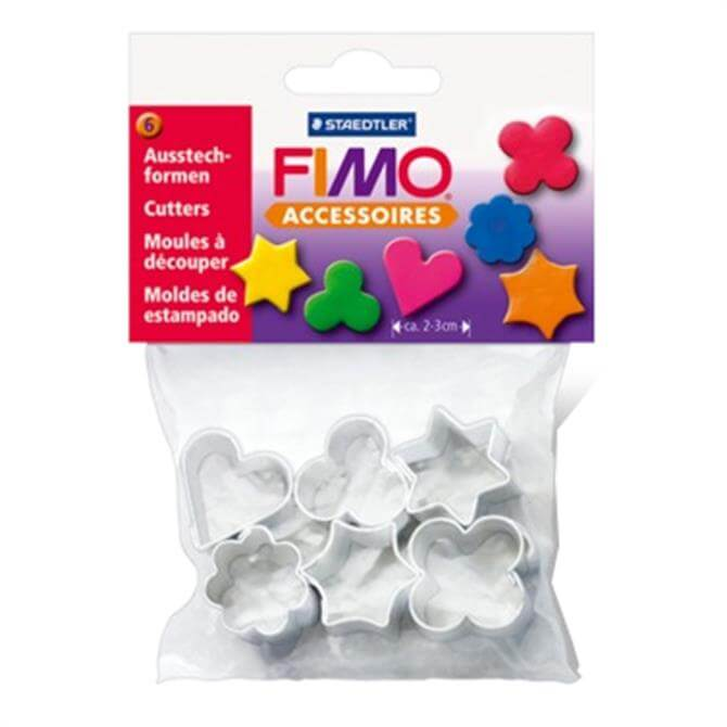 Fimo Shaped Metal Cutters