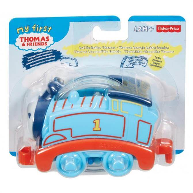 Fisher Price Thomas Roll 'n Pop Engine - Assorted