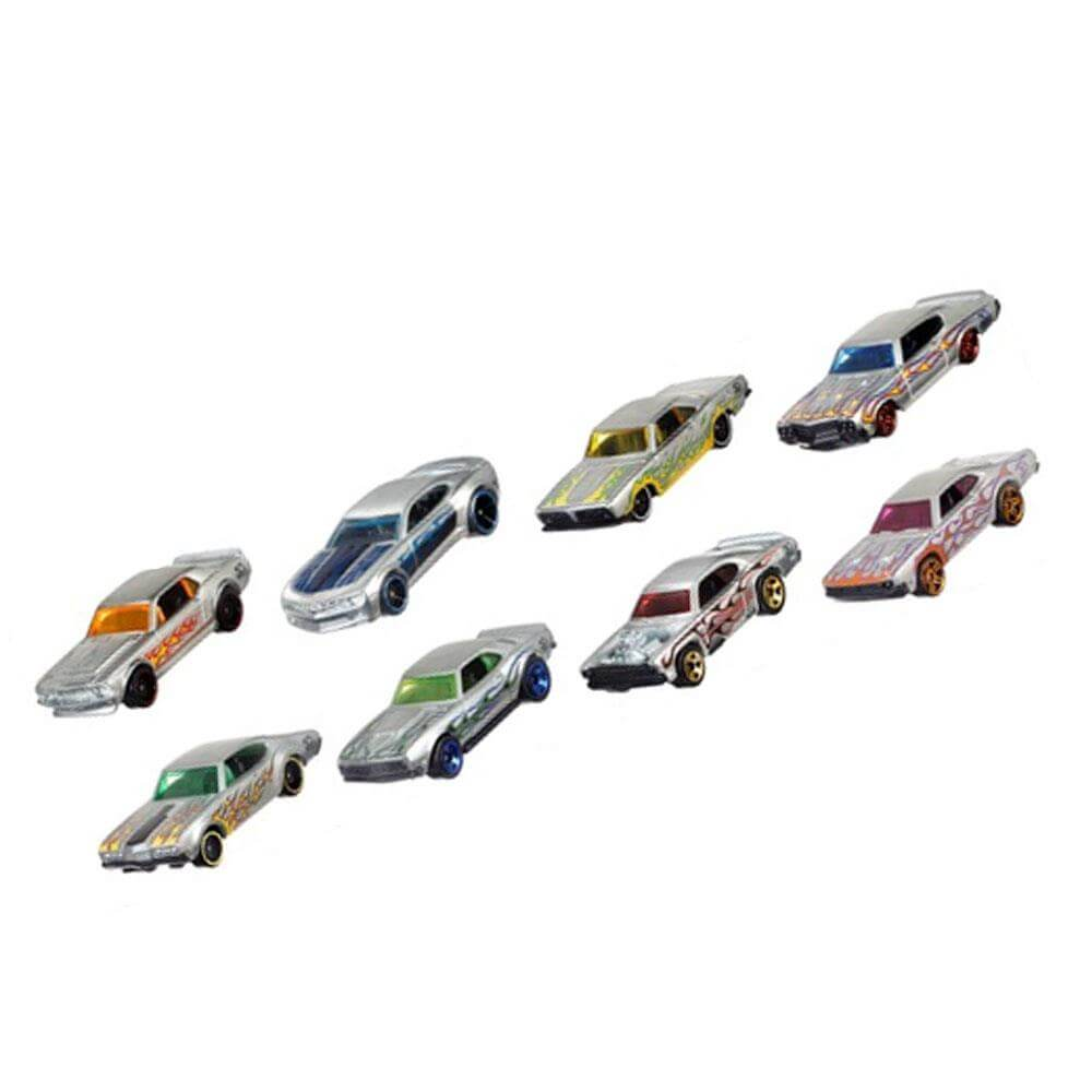 Mattel Hot Wheels 50th Anniversary Cars Assorted