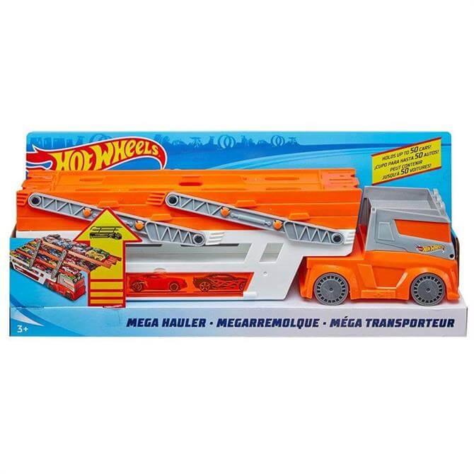 Mattel Hot Wheels Mega Hauler 50