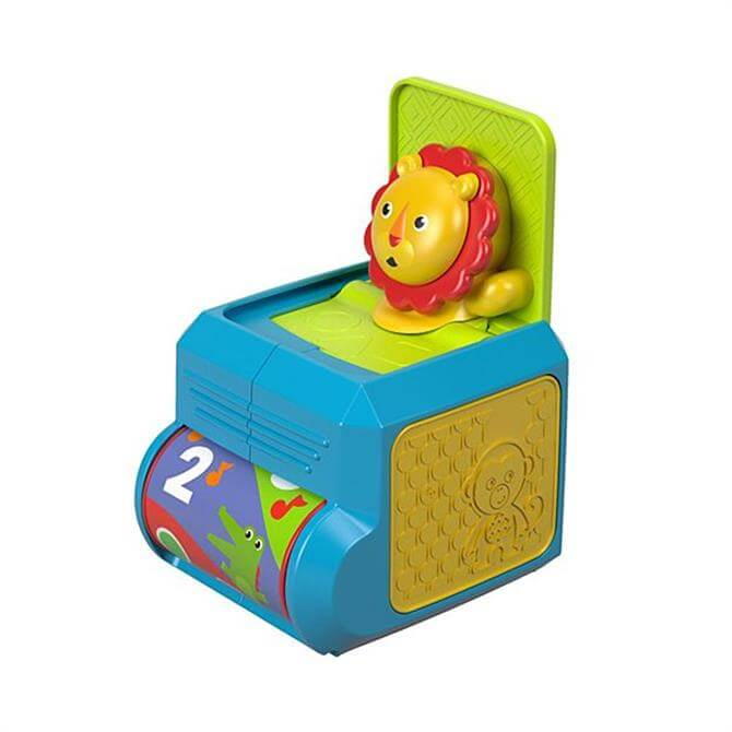 Fisher Price Jack In The Box Lion