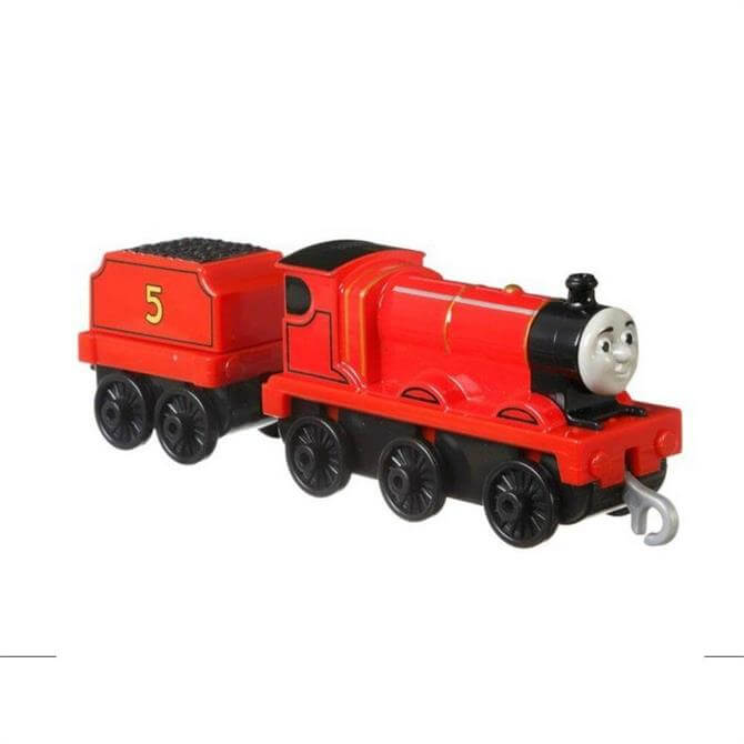 Thomas & Friends Trackmaster James