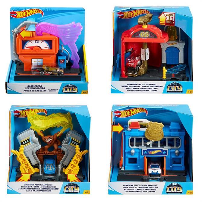 Mattel Hot Wheels City Assorted