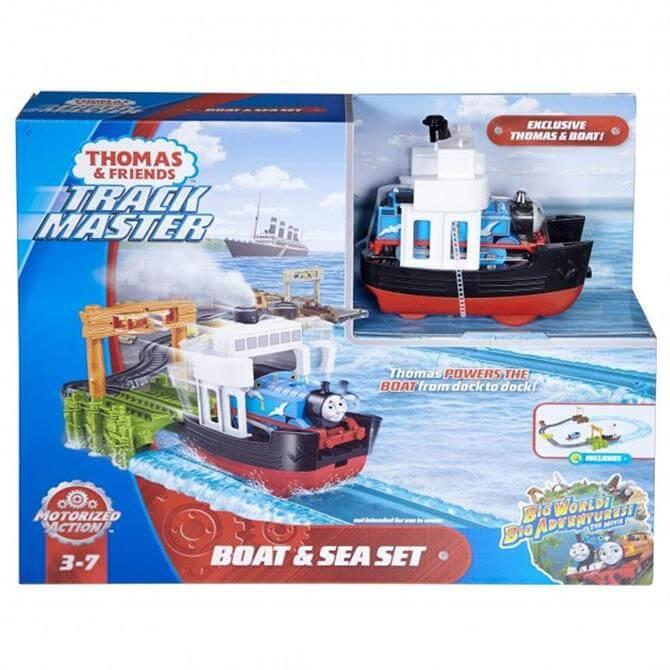 Thomas & Friends Trackmaster Thomas at Sea Set