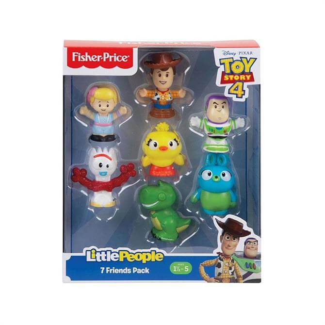 Little People Toy Story 4 7 Figure Pack
