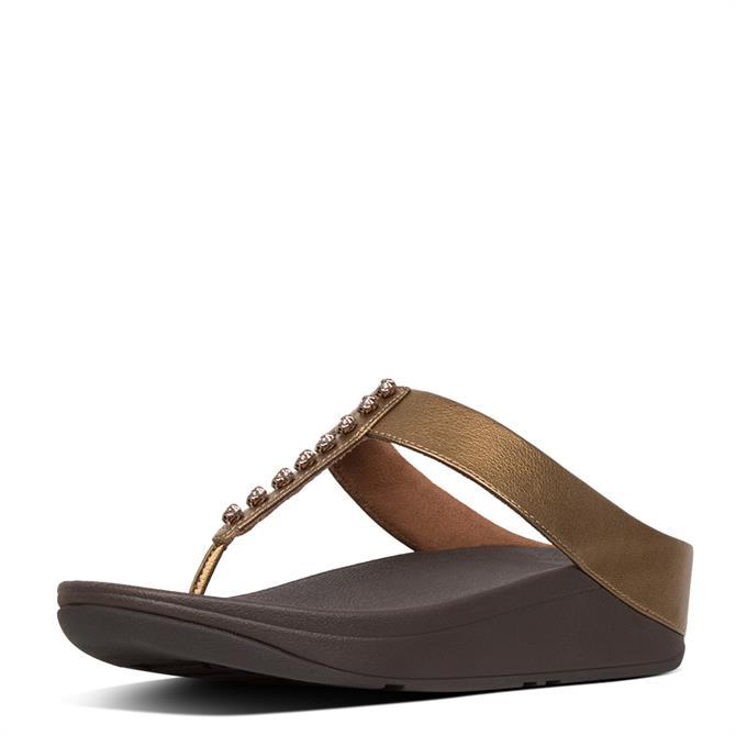 FitFlop™ Fino™ Treasure Toe-Thongs