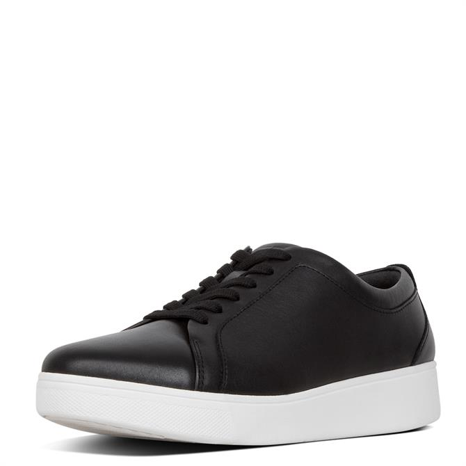 FitFlop™ Rally™ Leather Sneakers