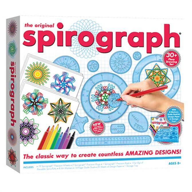 Flair Spirograph with Marker Set
