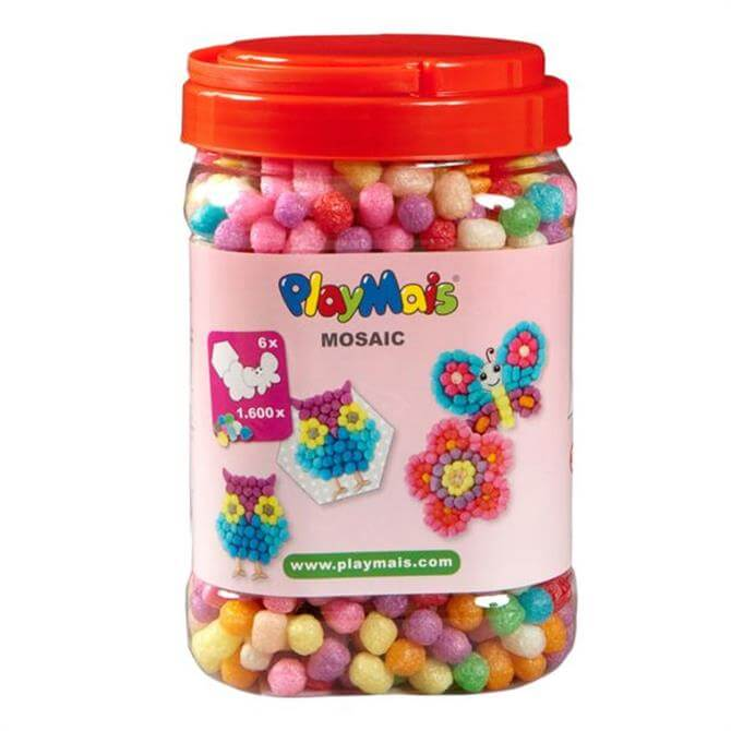 Playmais Mosiac Tub 1600 Girls