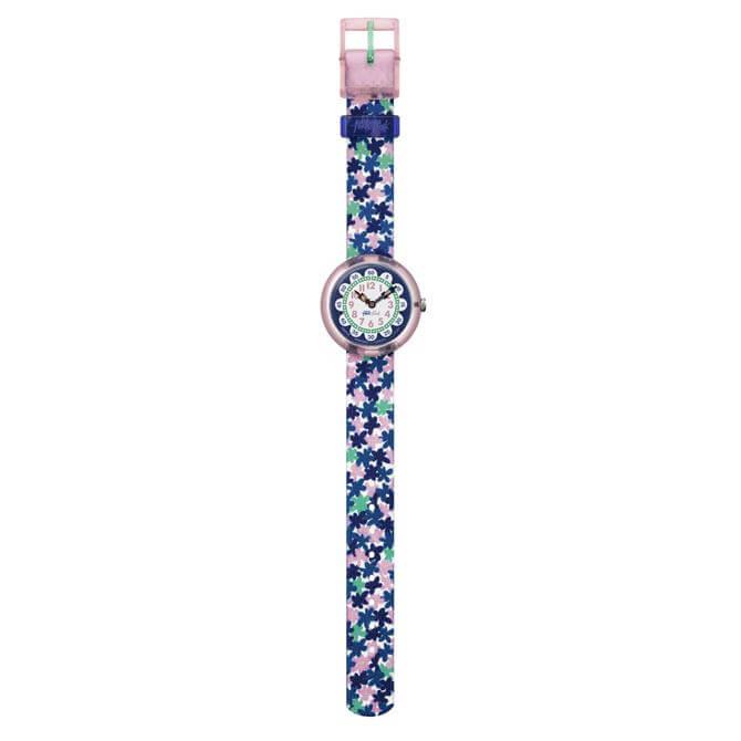 Flik Flak London Flower Watch