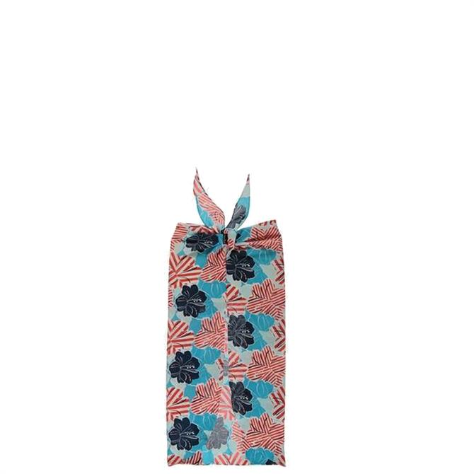 Fraas Floral Print Pure Cotton Pareo