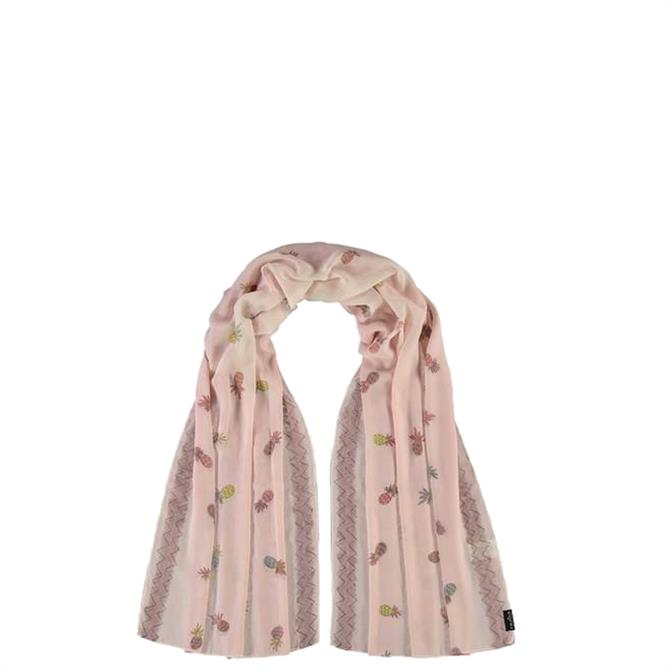 Fraas Polyester Pineapple Print Stole