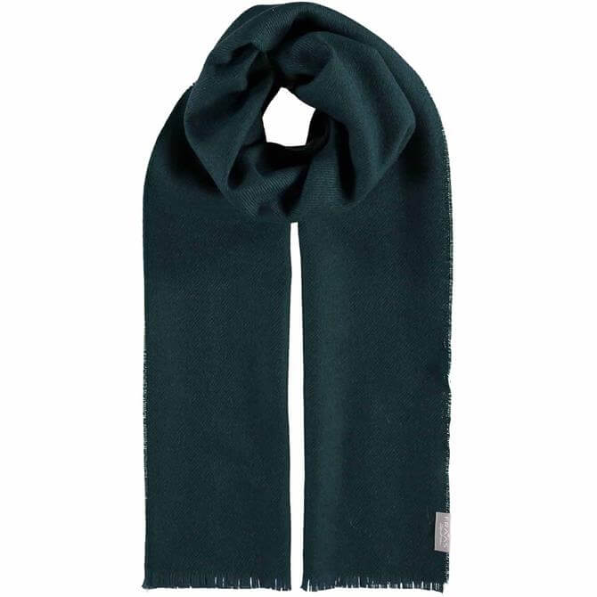 FRAAS Men's Classic Plain Wool Scarf