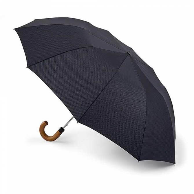 Fulton Dalston 2 Gingham Umbrella
