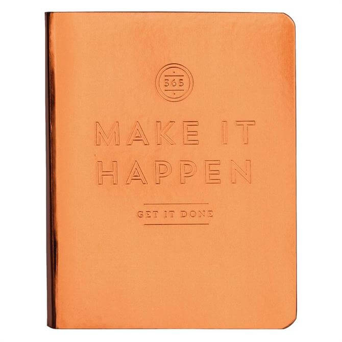 Galison Make It Happen Cooper Luxe Pocket Planner