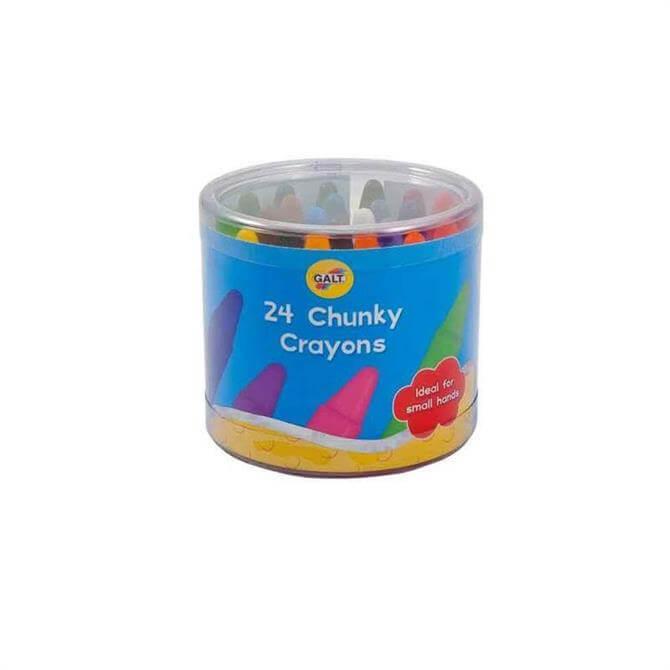 Galt Art 24 Chunky Crayons