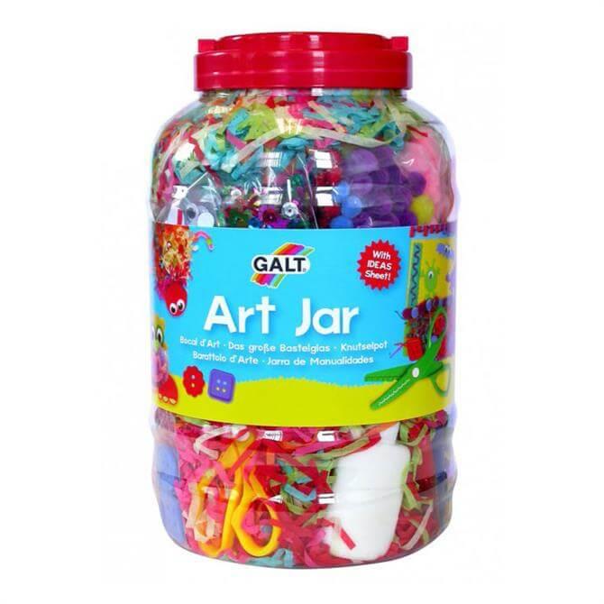 Galt Art Jar