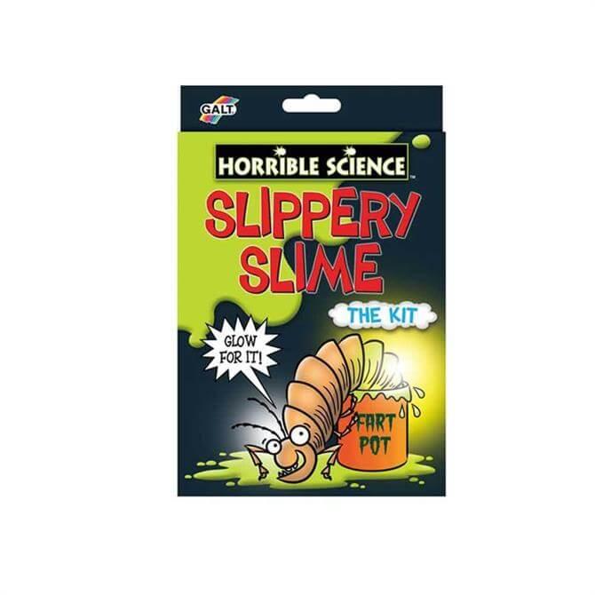Horrible Science Slippery Slime
