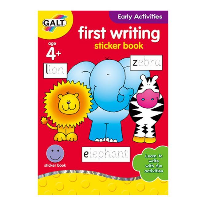 Galt First Writing Book