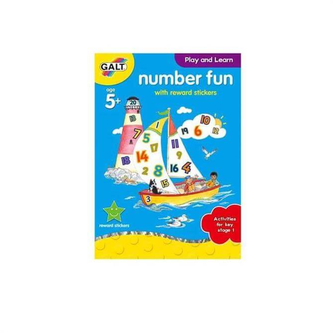 Galt Number Fun Play and Learn