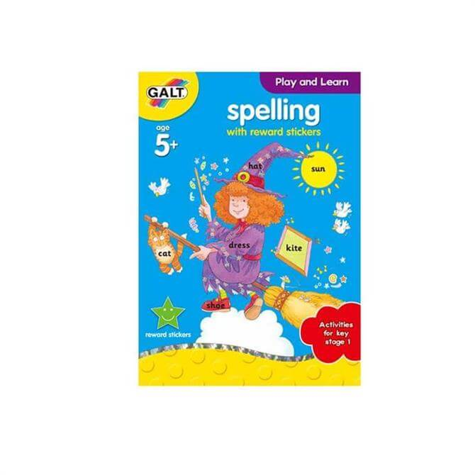 Spelling Play And Learn