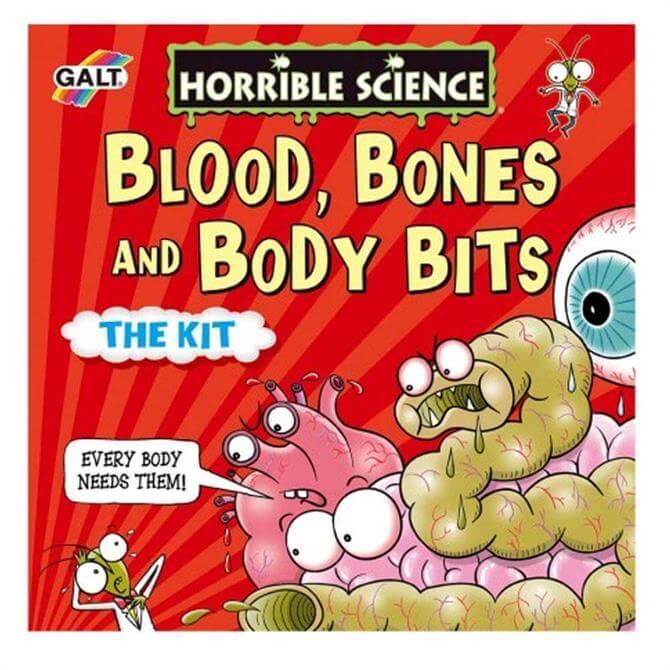 Galt Blood Bones And Body Kit
