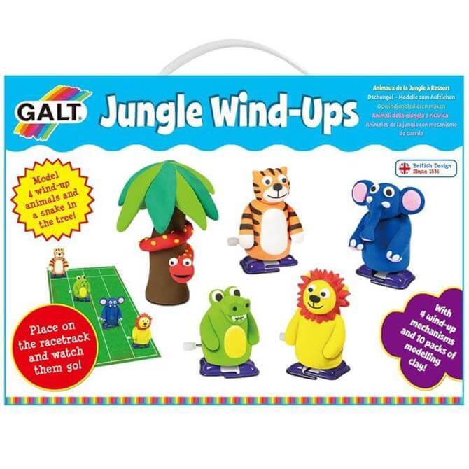 Galt Craft Cases Jungle Wind Ups