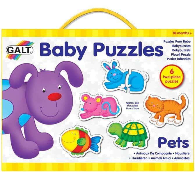 Galt Pets Puzzle