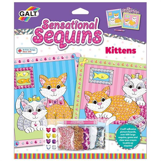 Galt Sequins Kittens