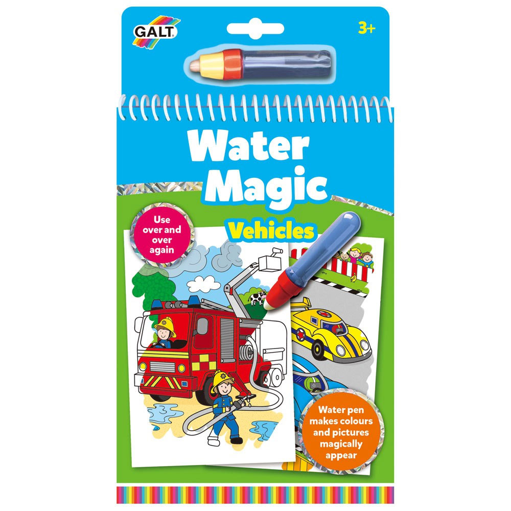 An image of Galt Water Magic Vehicles