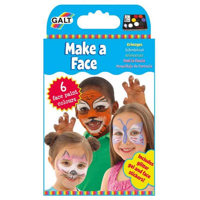Galt Make a Face Kit