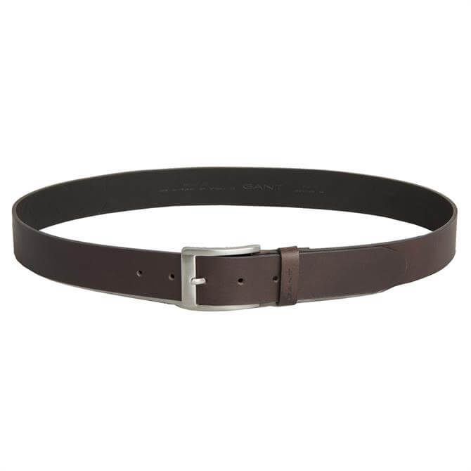 GANT O1 Leather Belt