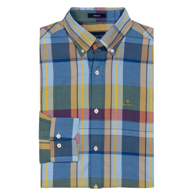 GANT Oxford Madras Shirt