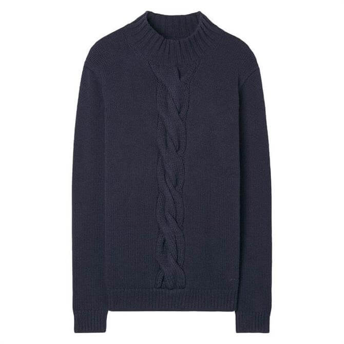 GANT Cable Turtle Neck Sweater