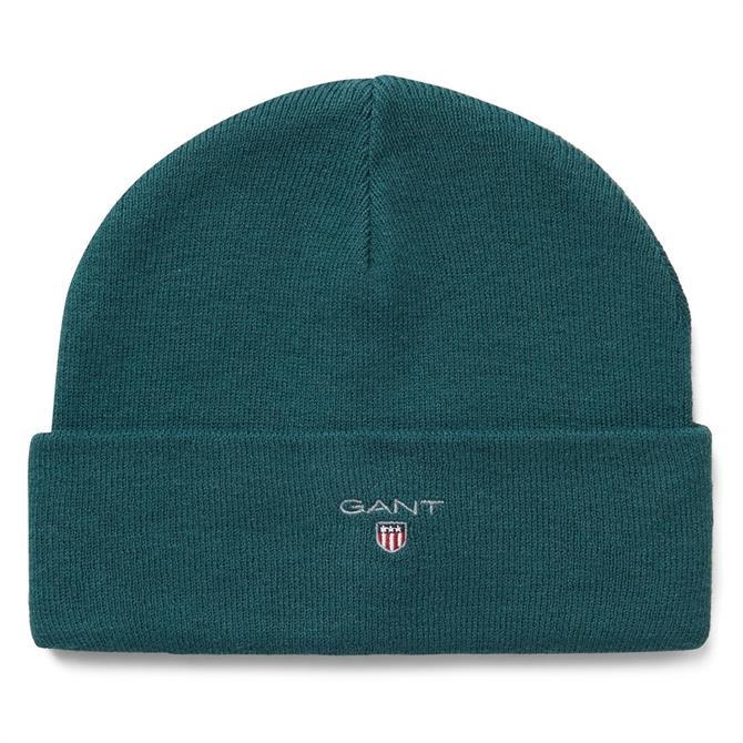 GANT Logo Beanie Hat