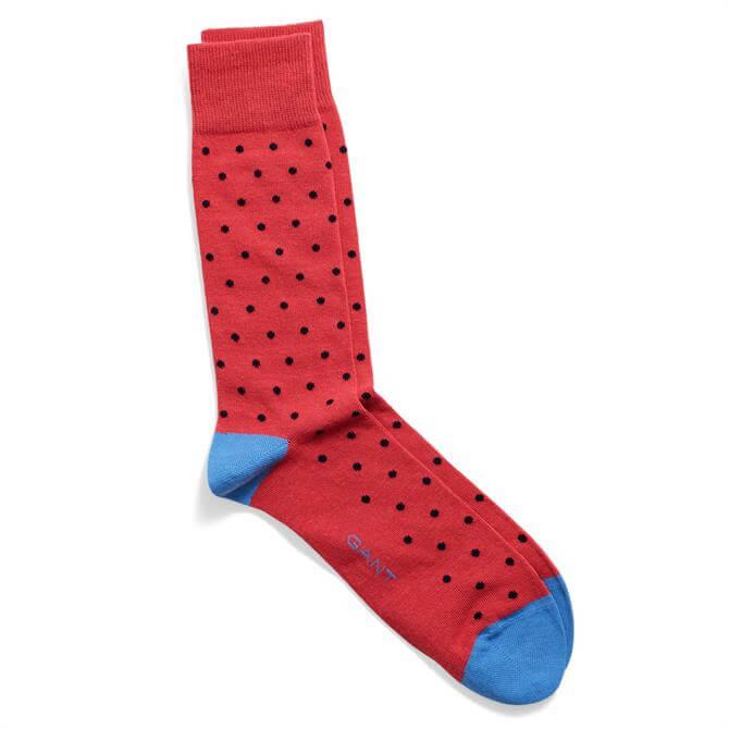 GANT Small Dot Socks
