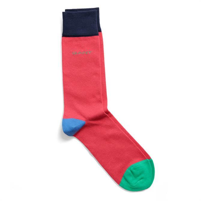 GANT Contrast Colour Socks