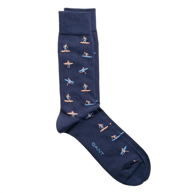 GANT Summer Motif Socks