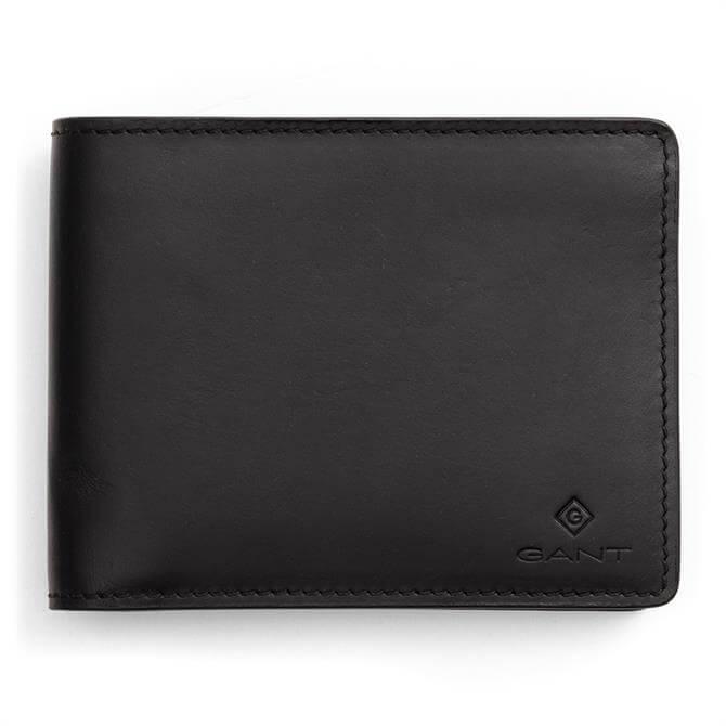 GANT Debossed Logo Classic Leather Wallet