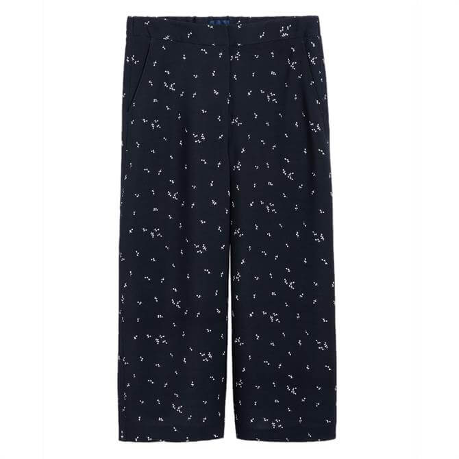 GANT Fluid Culotte Trousers