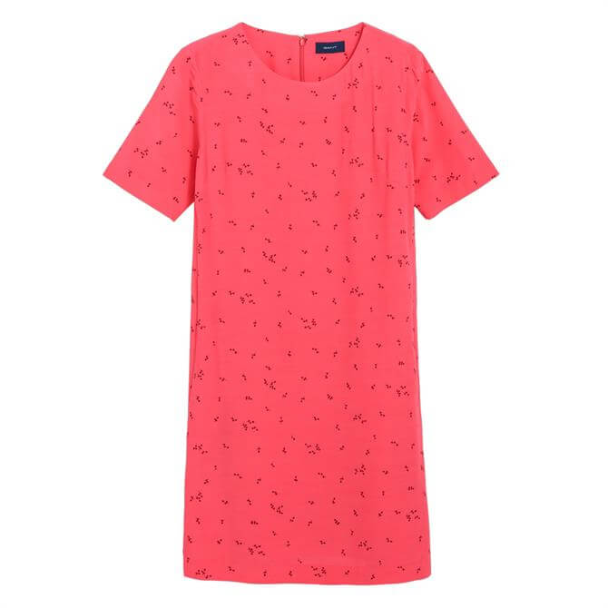 GANT Microflower Print Dress