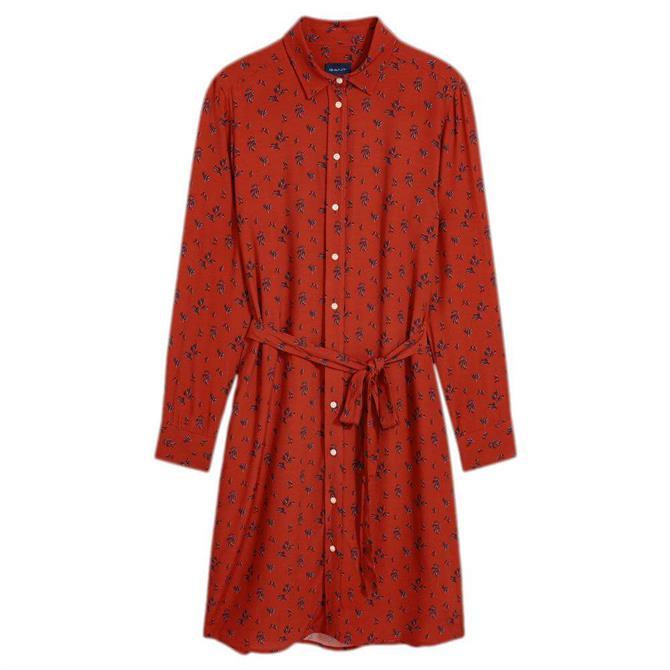 GANT Breezy Harvest Shirt Dress