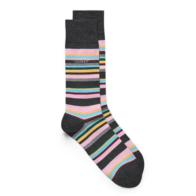 GANT Preppy Multistripe Socks
