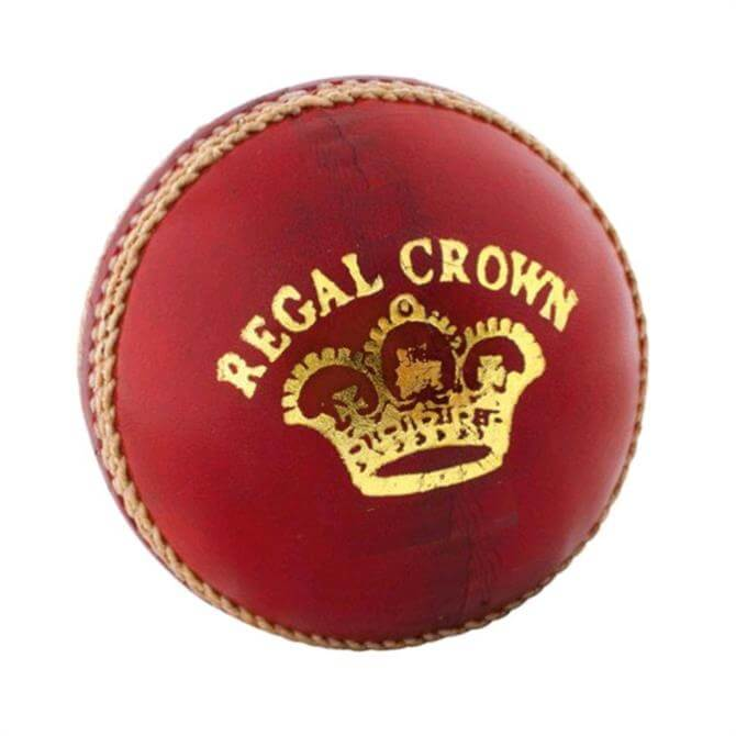 Gecko Regal Crown Cricket Ball