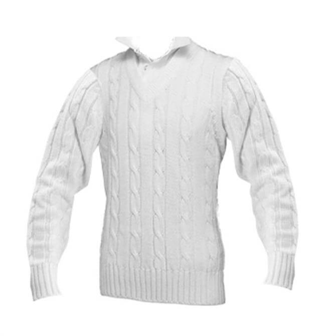 Salamander Cricket Cable Knit Sweater