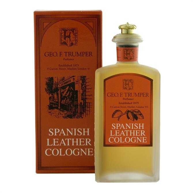 Geo F Trumper Spanish Leather Cologne 100ml