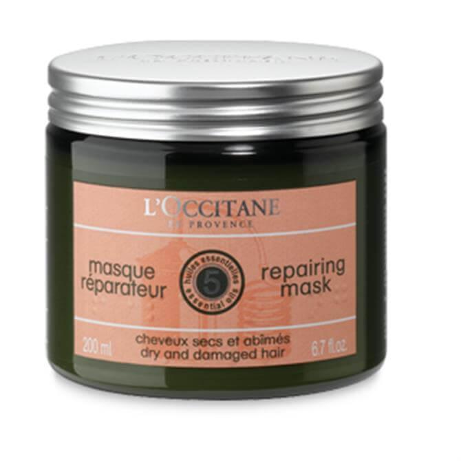 Loccitane Aromachologie Repairing Hair Mask