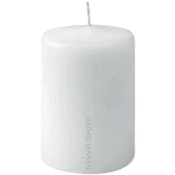 Georg Jensen Single White Candle