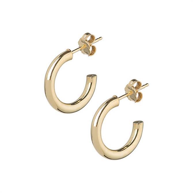 Georgiana Scott La Napoli 1.75cm Hoop Earrings