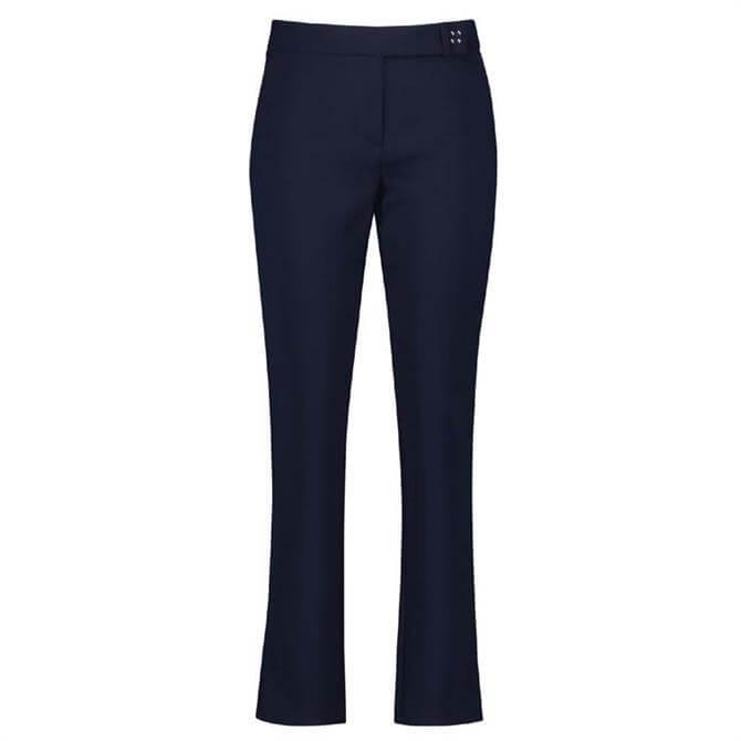 Gerry Weber Stud Waist Tailored Trousers
